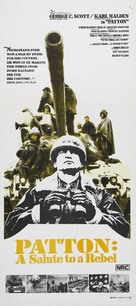 Patton - Australian Movie Poster (xs thumbnail)