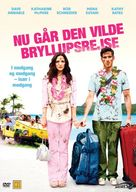 You May Not Kiss the Bride - Danish DVD movie cover (xs thumbnail)