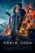 Robin Hood - Spanish Movie Poster (xs thumbnail)