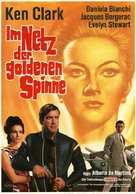 Missione speciale Lady Chaplin - German Movie Poster (xs thumbnail)