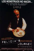 Felicia's Journey - Spanish Movie Poster (xs thumbnail)