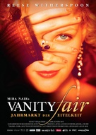 Vanity Fair - German Movie Poster (xs thumbnail)
