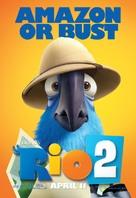 Rio 2 - Movie Poster (xs thumbnail)