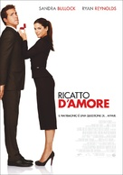 The Proposal - Italian Movie Poster (xs thumbnail)