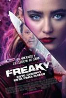 Freaky - Argentinian Movie Poster (xs thumbnail)