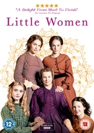 """Little Women"" - British DVD movie cover (xs thumbnail)"