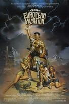 European Vacation - Movie Poster (xs thumbnail)