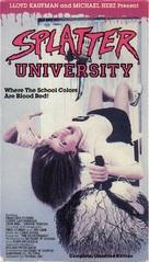 Splatter University - Movie Cover (xs thumbnail)