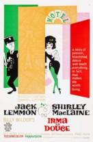 Irma la Douce - Movie Poster (xs thumbnail)