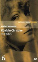 Queen Christina - German Movie Cover (xs thumbnail)