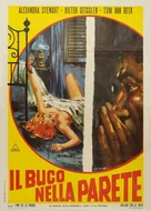 Bezeten - Het gat in de muur - Italian Movie Poster (xs thumbnail)