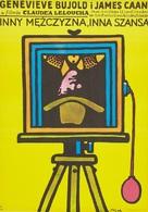 Un autre homme, une autre chance - Polish Movie Poster (xs thumbnail)