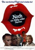 La cage aux folles II - German Movie Poster (xs thumbnail)