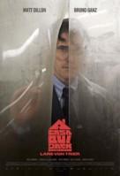 The House That Jack Built - Brazilian Movie Poster (xs thumbnail)