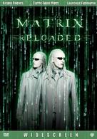 The Matrix Reloaded - poster (xs thumbnail)