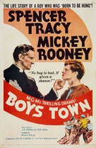 Boys Town - Movie Poster (xs thumbnail)