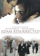 Adam Resurrected - Dutch DVD cover (xs thumbnail)