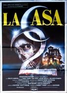 Evil Dead II - Italian Movie Poster (xs thumbnail)