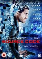 Source Code - British DVD movie cover (xs thumbnail)