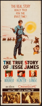 The True Story of Jesse James - Movie Poster (xs thumbnail)