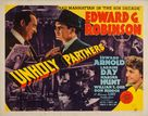 Unholy Partners - Movie Poster (xs thumbnail)