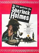 The Private Life of Sherlock Holmes - French Movie Poster (xs thumbnail)