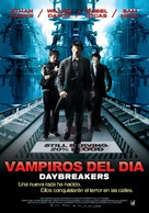 Daybreakers - Chilean Movie Poster (xs thumbnail)