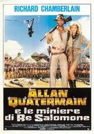 King Solomon's Mines - Italian Movie Poster (xs thumbnail)