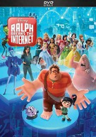 Ralph Breaks the Internet - DVD cover (xs thumbnail)