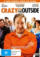 Crazy on the Outside - Australian DVD movie cover (xs thumbnail)