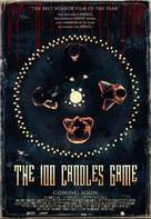 The 100 Candles Game - Malaysian Movie Poster (xs thumbnail)