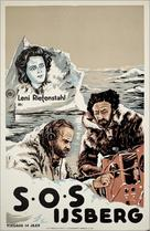 S.O.S. Iceberg - Dutch Movie Poster (xs thumbnail)