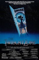 Twilight Zone: The Movie - Theatrical movie poster (xs thumbnail)