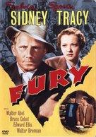 Fury - DVD movie cover (xs thumbnail)