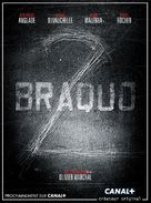 """""""Braquo"""" - French Movie Poster (xs thumbnail)"""