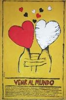 Venir al mundo - Cuban Movie Poster (xs thumbnail)