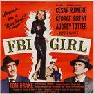 FBI Girl - Movie Poster (xs thumbnail)