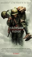 Hacksaw Ridge - Lebanese Movie Poster (xs thumbnail)