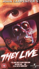 They Live - British Movie Cover (xs thumbnail)