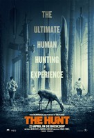 The Hunt - Dutch Movie Poster (xs thumbnail)