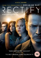 """Rectify"" - British DVD movie cover (xs thumbnail)"