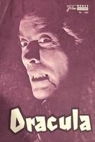 Dracula - Austrian poster (xs thumbnail)