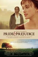 Pride & Prejudice - Theatrical movie poster (xs thumbnail)