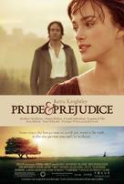 Pride & Prejudice - Theatrical poster (xs thumbnail)