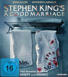 A Good Marriage - German Blu-Ray movie cover (xs thumbnail)