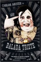 Balada triste de trompeta - Spanish Movie Poster (xs thumbnail)