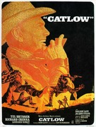 Catlow - French Movie Poster (xs thumbnail)