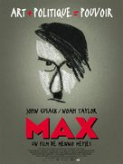 Max - French Movie Poster (xs thumbnail)