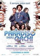 Au bonheur des ogres - Italian Movie Poster (xs thumbnail)