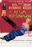 The Lady from Shanghai - German Movie Poster (xs thumbnail)